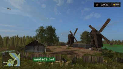Green Valley в игре FS 17