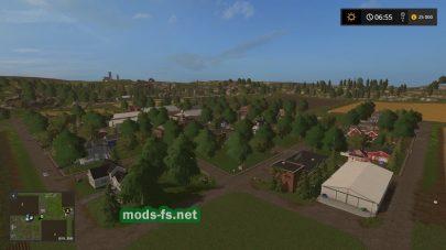 Карта США для Farming Simulator 2017