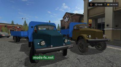 ГАЗ 51 для FS 17