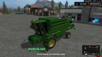 John Deere 2064
