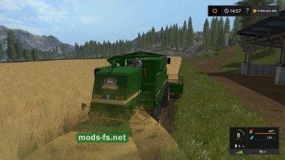 John Deere 2064 mods