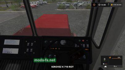 Kirovets K710
