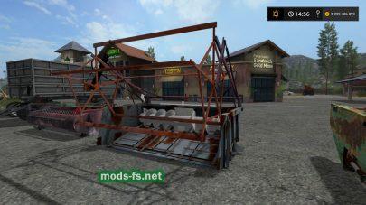 KSK-100 Forage Harvester FS 2017