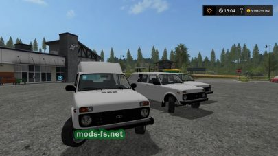 niva-2329 mods