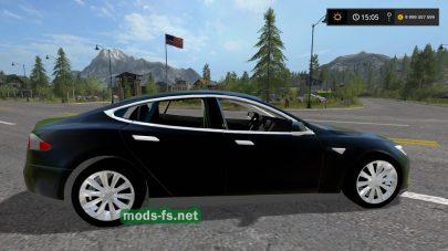 Tesla Model S mods