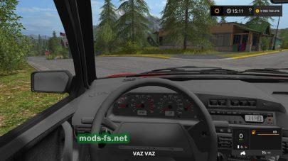 ВАЗ 21099 для FS 17