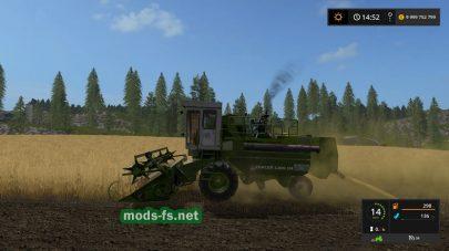 Енисей для игры Farming Simulator 2017