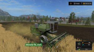 yenisei 1200 mods