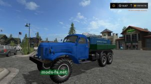 Мод грузовика ЗИЛ-157