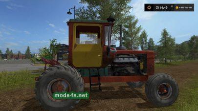 Трактор ДТ-75 для FS 17