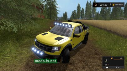 FORD F-150 mods