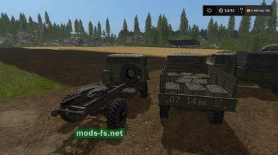 gaz-66 mods