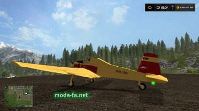 Кукурузник для Farming Simulator 2017