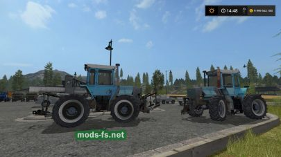 Трактор ХТЗ для FS 17