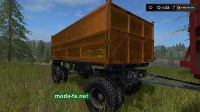 КамАЗ-55102 для FS 2017