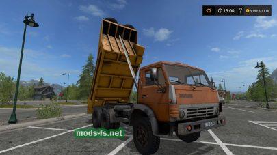 Самосвал КамАЗ-5511 для FS 17