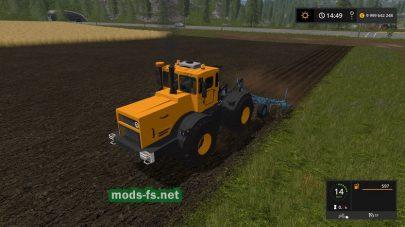 Kirovets K700A mods