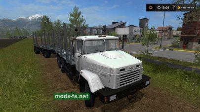 Мод грузовика КРАЗ 6233 М6