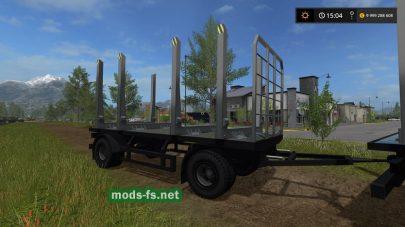 KRAZ 6233 FOREST