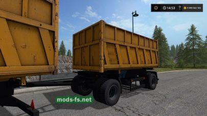 maz-5516 mods FS 2017