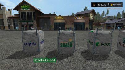 Big Bags Raca Modding