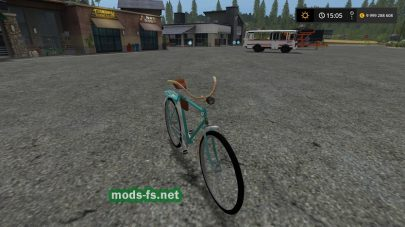 MMB3 BICYCLE CCCP