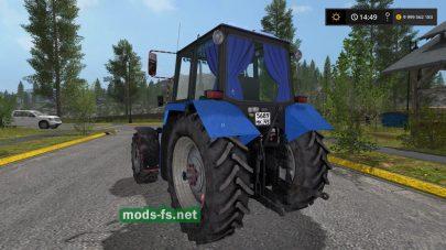 MTZ-1221 для FS 2017