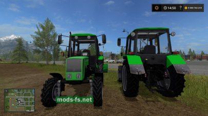 MTZ-14102 mods