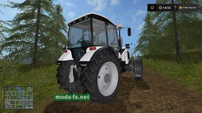 mtz 1523 mods