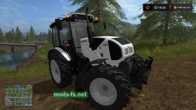 МТЗ-1523 для FS 2017