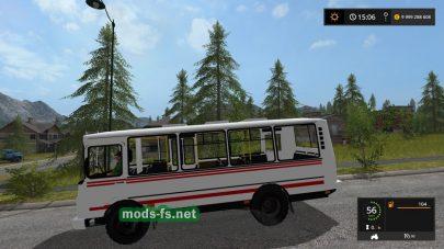 ПАЗ-3205 FS 2017