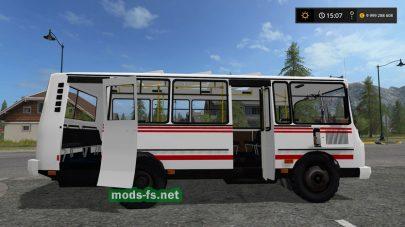 paz-3205 mods