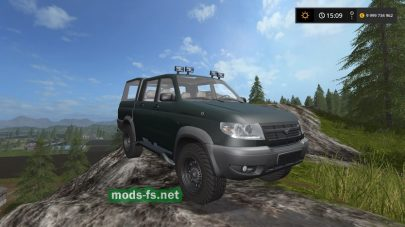 УАЗ-23632 для FS 2017
