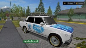 VAZ 2107 ZeniT mods