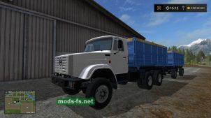 FS17 Zil 4331 Pricep