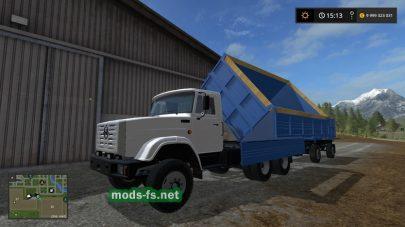 ЗИЛ-4331 для FS 2017