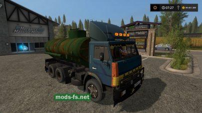 KAMAZ 5320 mods