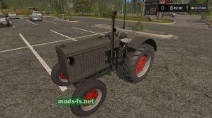 Мод трактора Mccormick-Deering