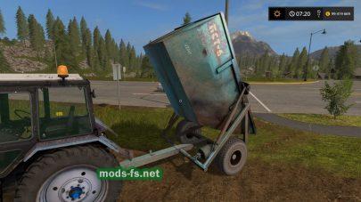 PST-6 mods