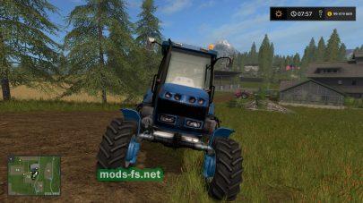 Мод трактора AGROMASH 30TK