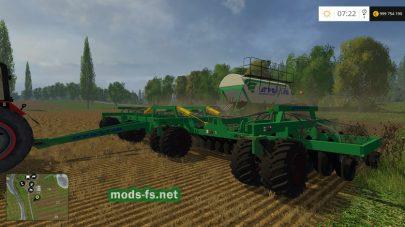 Agromash MF 7383 для FS 2015