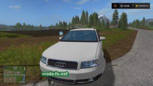 AUDI A4 mods