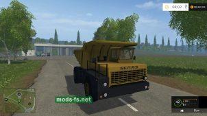 Мод грузовика БелАЗ 540