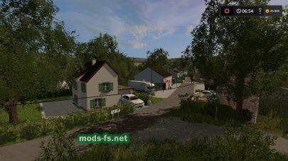 Мод карты Бельгии для Farming Simulator 2017