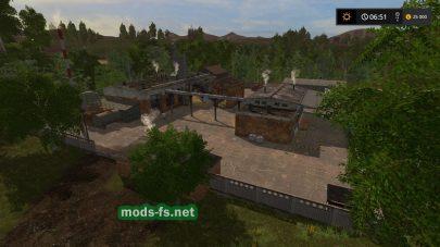 Sibir Agro для Farming Simulator 2017