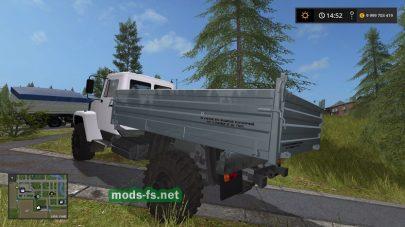 GAZ-3308 FS 2017