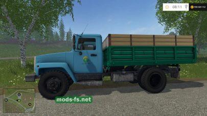 Мод грузовика ГАЗ-3307