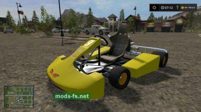 FS17 Go Kart