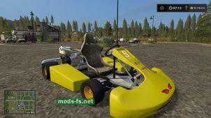 Go Kart в игре FS 17
