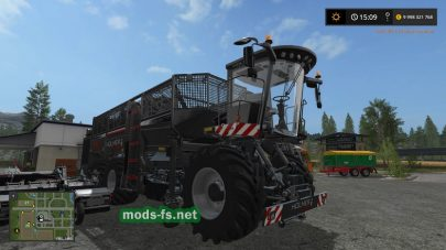FS17 Holmer TerraDos T4 40